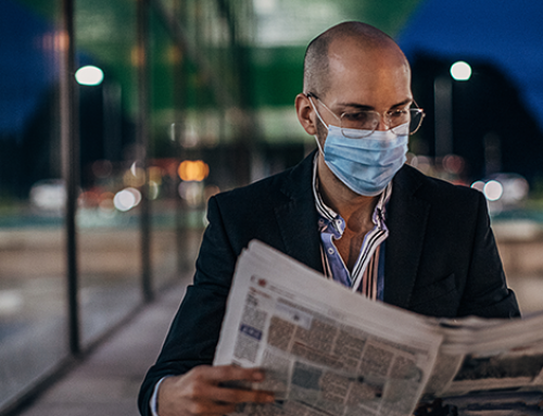 Research reveals impact of pandemic news on mental health