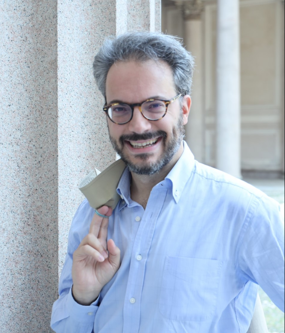 Dr Alessandro Martinisi